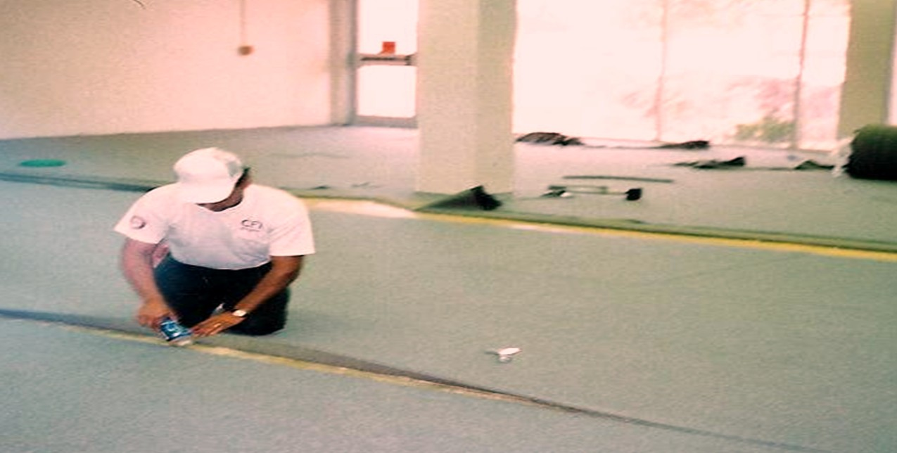 Commercial Carpet Installation Nationwide